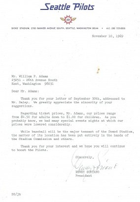 This is a letter from Soriano / David Eskenazi Collection