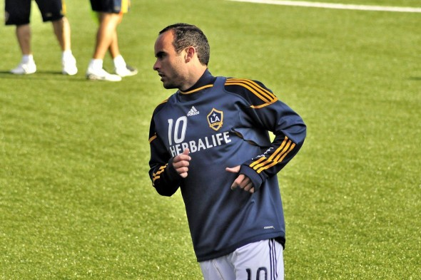 Landon Donovan / Wiki Commons
