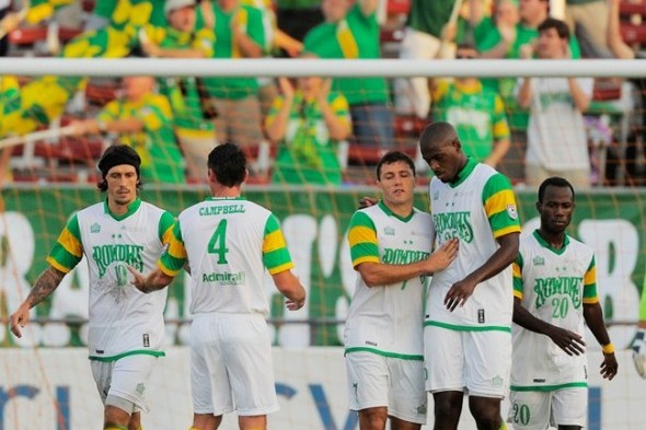 The Tampa Bay Rowdies / Tampa Bay Rowdies photograph