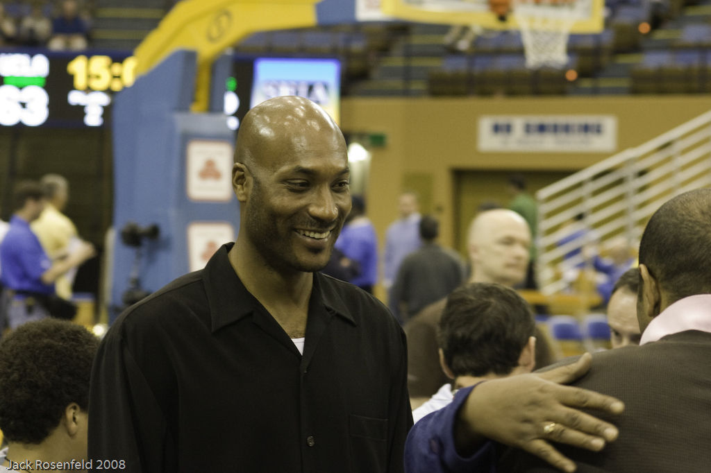 Ed O'Bannon was a great college player in the 1990s at UCLA, but may have greater impact on the game in coiurt than on it. Wiki Commons