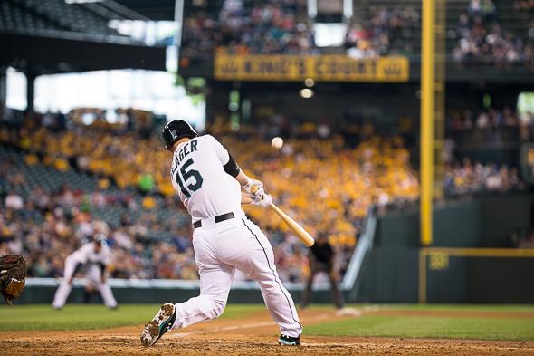 Kyle Seager / Drew Sellers, Sportspress Northwest