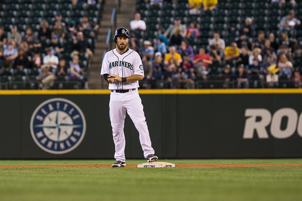 Since his return from AAA Tacoma, Dustin Ackley / Drew Sellers, Sportspress Northwest