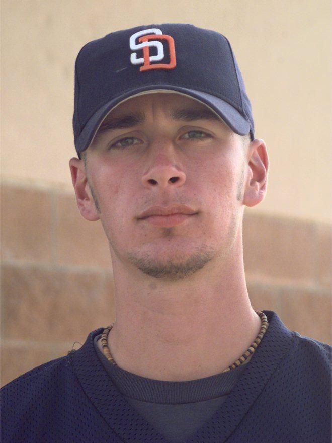 Gerik Bsxter, 2000 / San Diego Padres