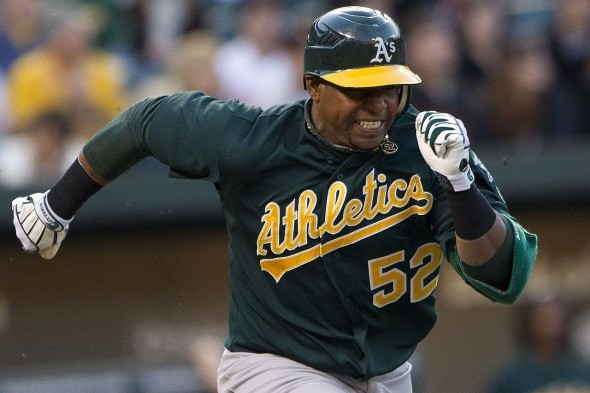 Yoenis Cespedes / Wiki Commons