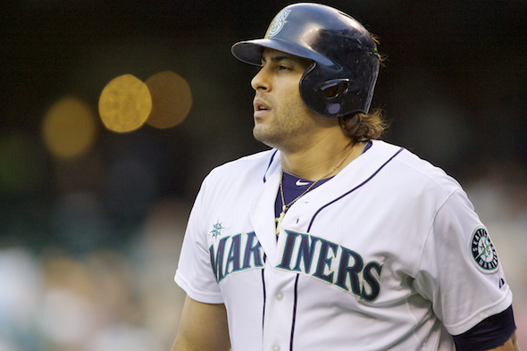 RF Michael Morse was injured often and mostly futile during his second stint with the Mariners / Drew Sellers, Sportspress Northwest