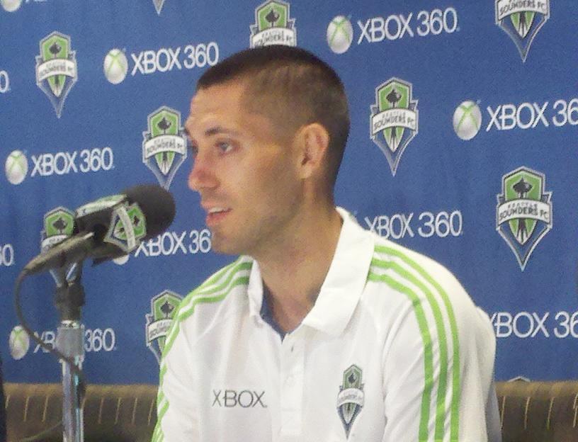 Dempsey at Presser