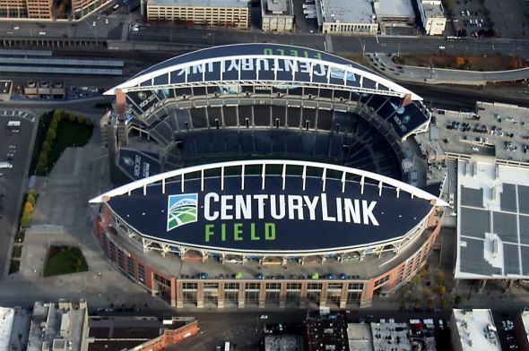 The Clink will be home to the Sounders until at least 2028. / Wiki Commons
