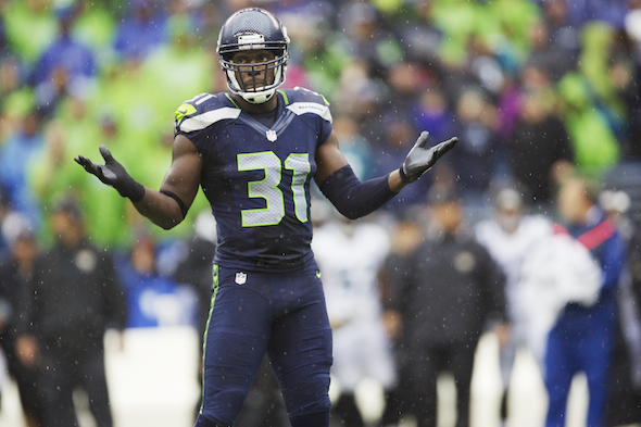 Kam Chancellor and the Seahawks defense have started to leak points. They play the improved Tennessee Titans Sunday at CenturyLink Field. / Drew Sellers, Sportspress Northwest