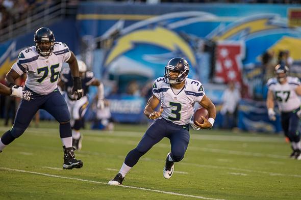 Russell Wilson / Drew Sellers, Sportspress Northwest