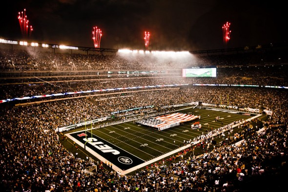 MetLife Stadium / Wiki Commons