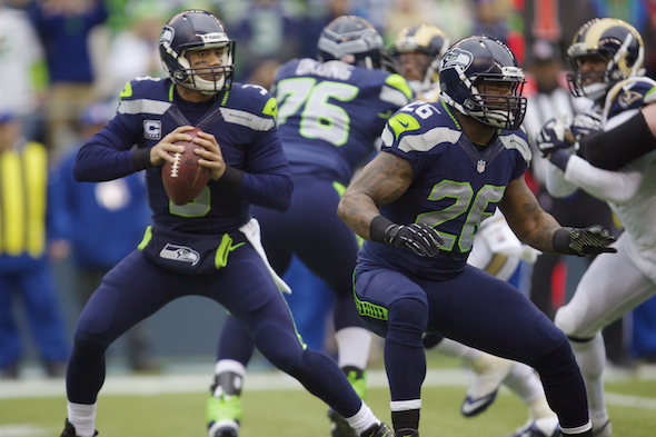 If Russell Wilson plays mistake free,  will it be enough to propel the Seahawks to the Super Bowl? / Drew Sellers