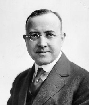Dr. Henry Suzzallo, president of the University of Washington / David Eskenazi Collection