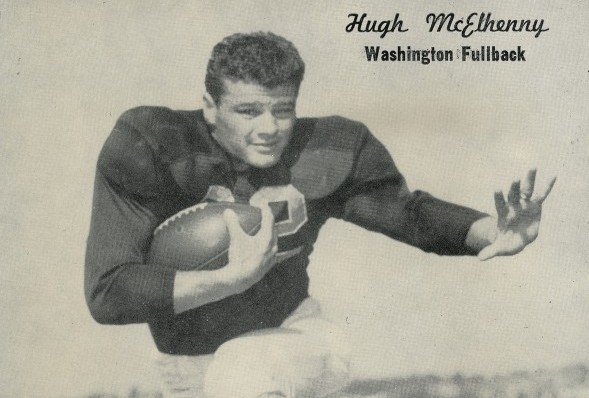 McElhenny played in six Pro Bowls during his career and won the MVP award in 1958. He is in both the pro and college halls of Fame. / David Eskenazi Collection