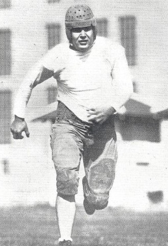 "Glen ""Turk"" Edwards played at Washington State from 1929-31 and later had a 17-year association with the Boston-Washington Redskins, including a stint as head coach. / David Eskenazi Collection"