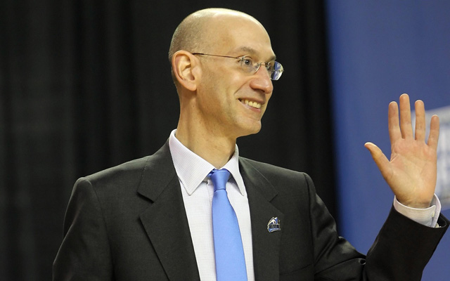 NBA Commissioner Adam Silver is not to be believed when he says he has sympathy for Seattle. / Wiki Commons