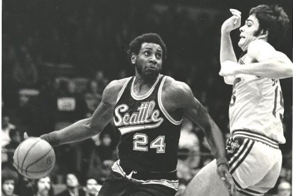 Spencer Haywood / David Eskenazi Collection