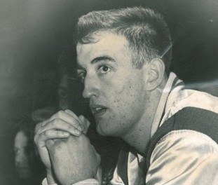 Bob Houbregs, led the UW basketball team to the 1953 Final Four, will receive the Royal Brougham Legends Award at the 77th Star of the Year program Jan. 25 at Benaroyal Hall. / Photo courtesy of the Seattle Sports Commission