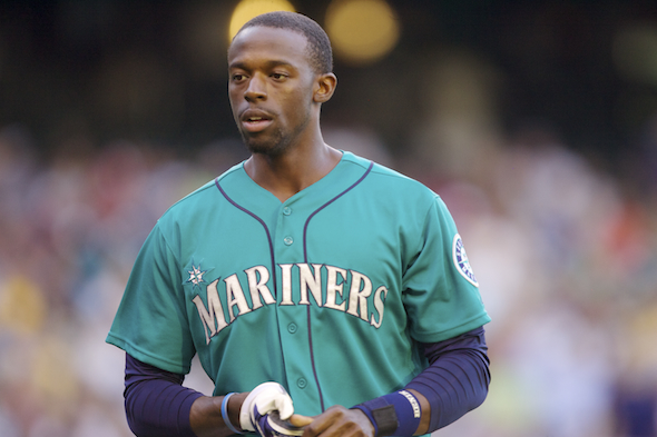 James Jones is the one surprise contributor to the Mariners' offense. / Drew Sellers, Sportspress Northwest