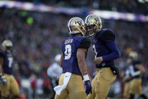 Washington running back Myles Gaskin announces return for senior season