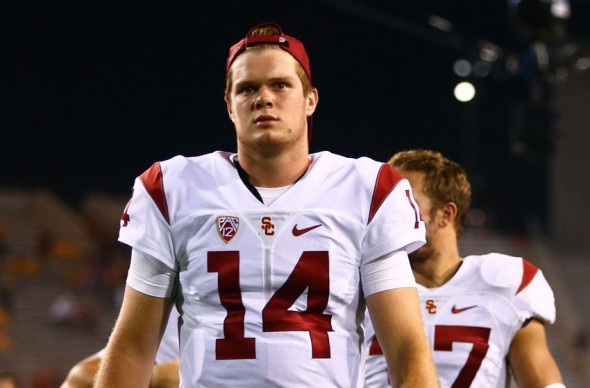 official photos 8028e aa85a Darnold: USC's hot answer to Jake Browning   Sportspress ...