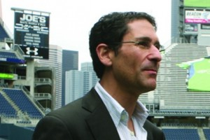 Adrian Hanauer Seattle Sounders