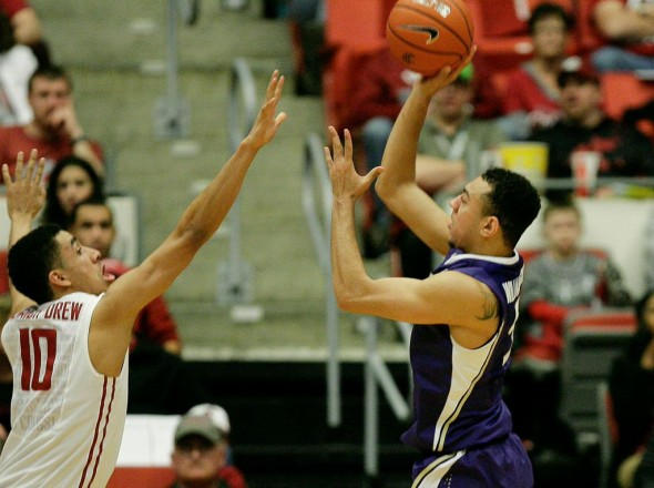 Nigel Williams-Goss was a Huskies star who wanted more. /  Washington State athletics