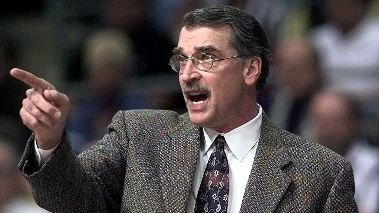 George Irvine played seven seasons in the ABA and had two stints as an NBA head coach. / NBA.com