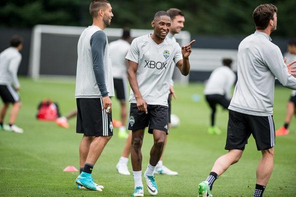 Sounders FC signs Dutch fullback Kelvin Leerdam