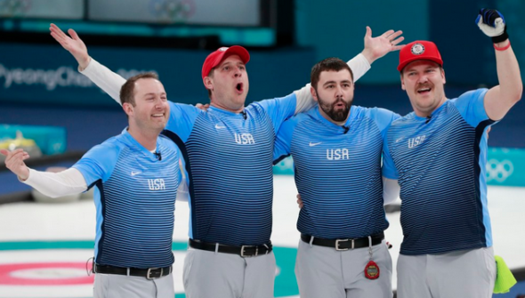"""bec81b22584d What could top USA s """"Team Reject"""" beating Canada in curling — twice    How  Hwee Young"""
