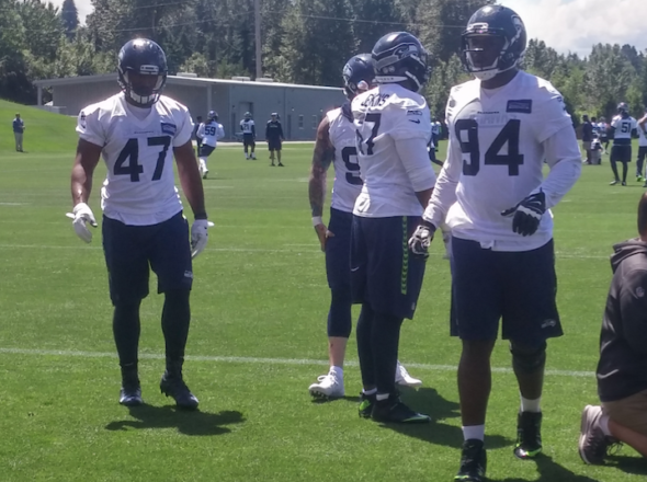 Seahawks expected to cut Malik McDowell