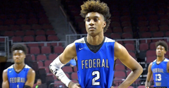 Five-star basketball recruit Jaden McDaniels picks Washington over Kentucky | Lexington Herald Leader