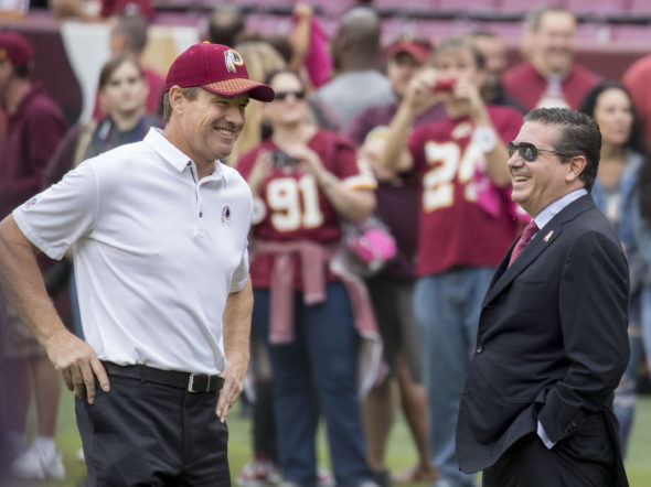 Washington Redskins to change name amid internal review, external pressure