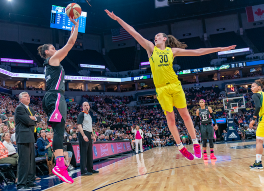 Breanna Stewart returns from Achilles injury to win WNBA title, Finals MVP